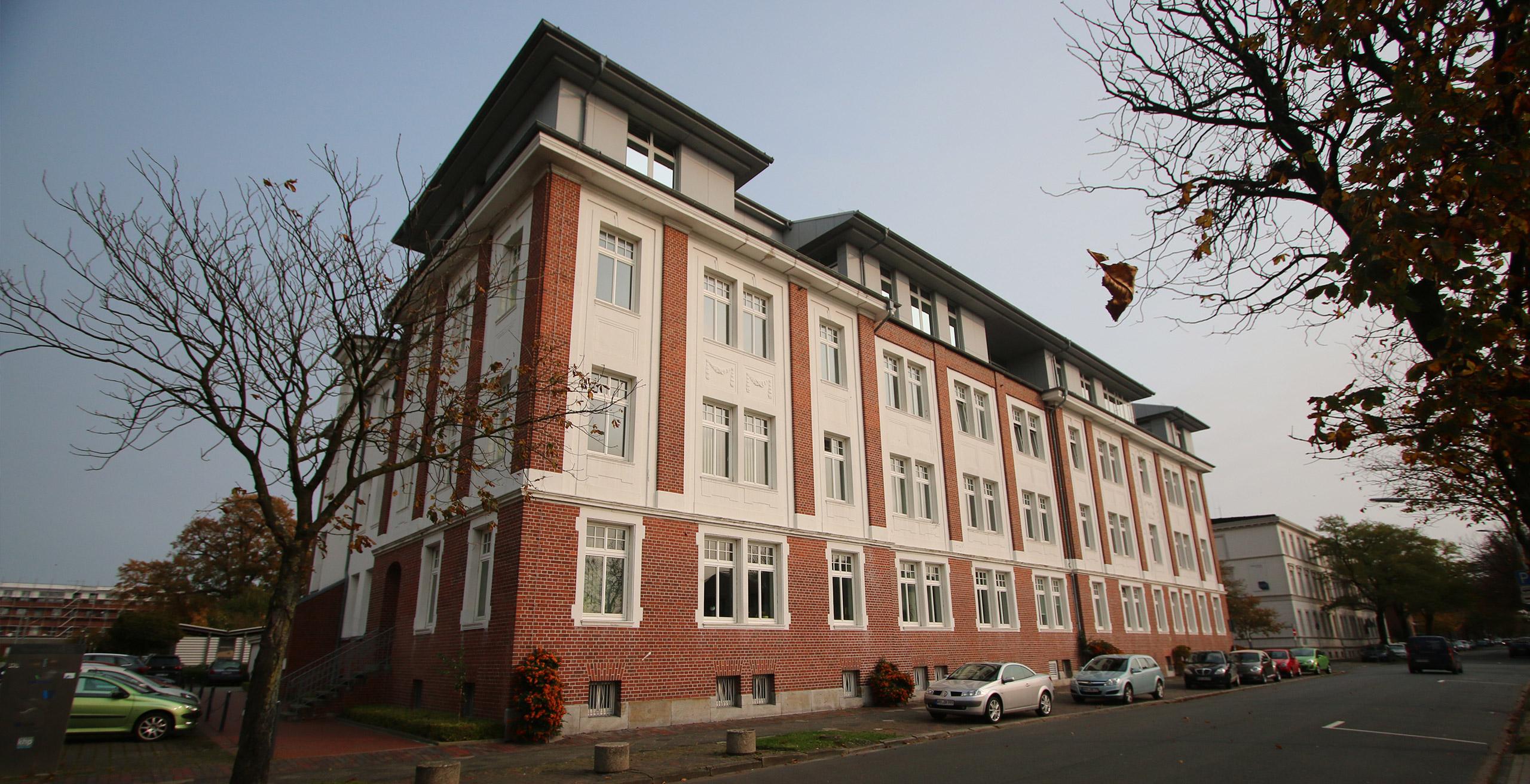 Aussengebäude von Roesner und van Lengen